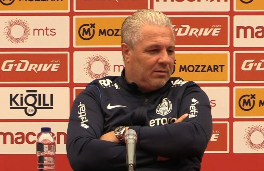 CFR Cluj i-a decis viitorul lui Marius Şumudică. Ce spune clubul despre conflictul dintre antrenor şi liderii vestiarului
