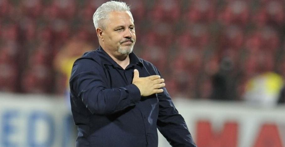 """FC Argeş – CFR Cluj 0-1. Marius Şumudică a făcut pace cu jucătorii. """"Am pus batista pe ţambal!"""" Ce a transmis înaintea meciurilor cu Steaua Roşie şi FCSB"""