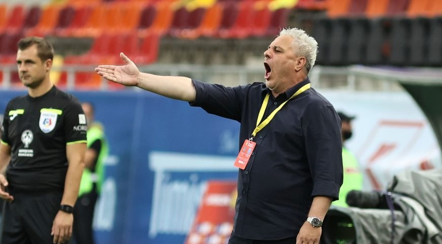 Marius Șumudică, contrazis de Edi Iordănescu
