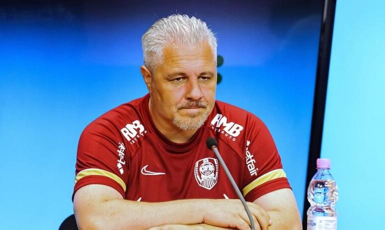 Anunţ bombă al fanilor celor de la CFR Cluj, după şedinţa de la club! Marius Şumudică rămâne antrenorul echipei
