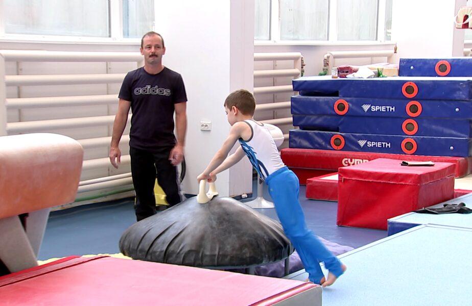 ROMÂNII DE AUR! Marius Urzică are de gând să revină la Jocurile Olimpice. Fiul său îl poate ajuta să-şi îndeplinească visul!