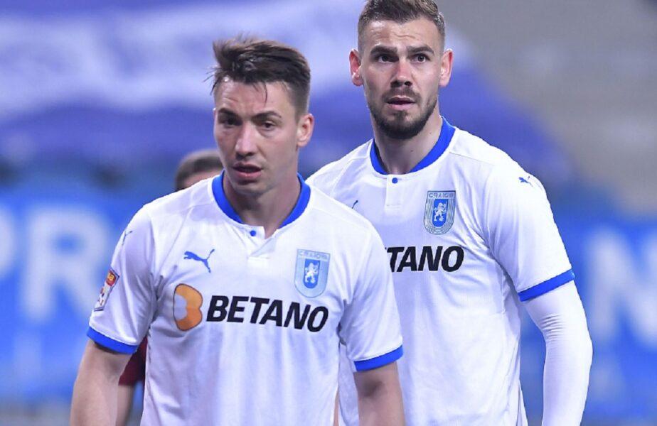 """Universitatea Craiova, acuzaţii dure după accidentarea lui Alex Mateiu. """"Luaţi măsuri! Ăsta e fotbal golănesc"""""""