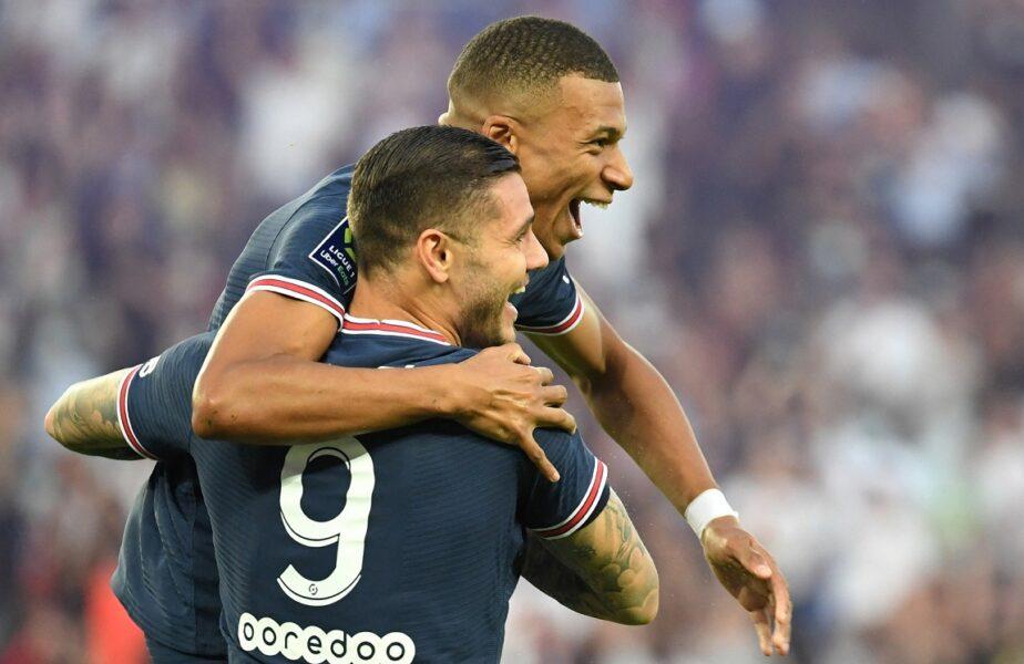 Kylian Mbappe, răspuns în stil de mare campion. Huiduit de fanii lui PSG, superstarul a arătat de ce este capabil. Gol și assist în două minute!