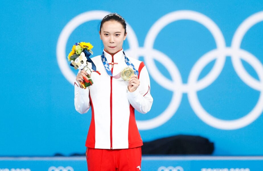O campioană olimpică şi-a ieşit din minţi! I s-a cojit medalia cucerită la Tokyo. Reacţia Comitetului Olimpic Internaţional