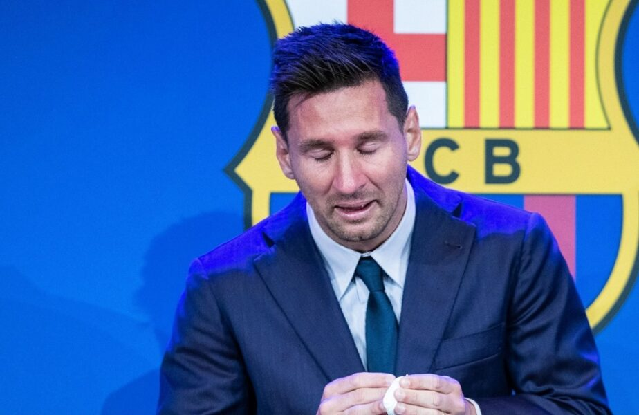 """Lionel Messi, dezvăluiri cutremurătoare despre momentul când a aflat că trebuie să plece de la Barcelona. """"Am început să plângem, nu am știut ce o să ne facem!"""""""