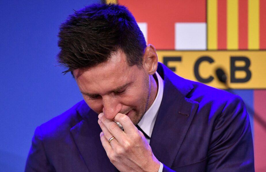 Toate drumurile duc la Paris! Leo Messi se îndreaptă spre PSG, după ce şi-a luat rămas bun în lacrimi de la Barcelona. Când va avea loc prezentarea de cinci stele de la Turnul Eiffel