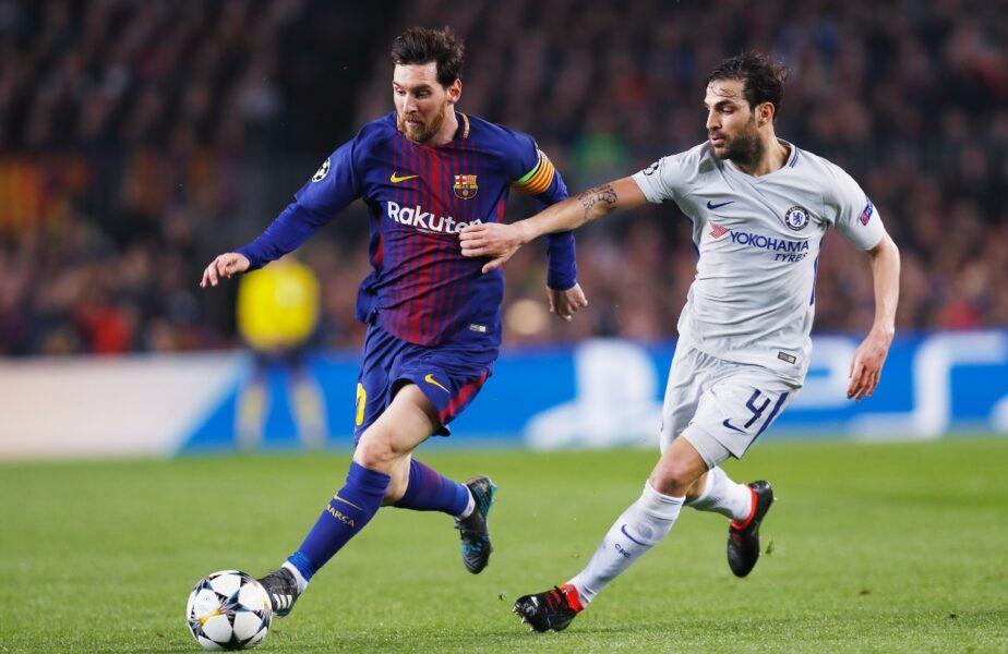 Rivalii lui PSG se bucură după transferul uriaş al lui Lionel Messi. Clipul postat de Monaco, cu taximetristul Fabregas