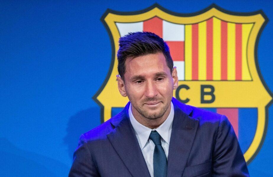 Dezastru la Barcelona după plecarea lui Lionel Messi. Suma uriaşă pe care o pot pierde catalanii după ce şi-au pierdut starul!