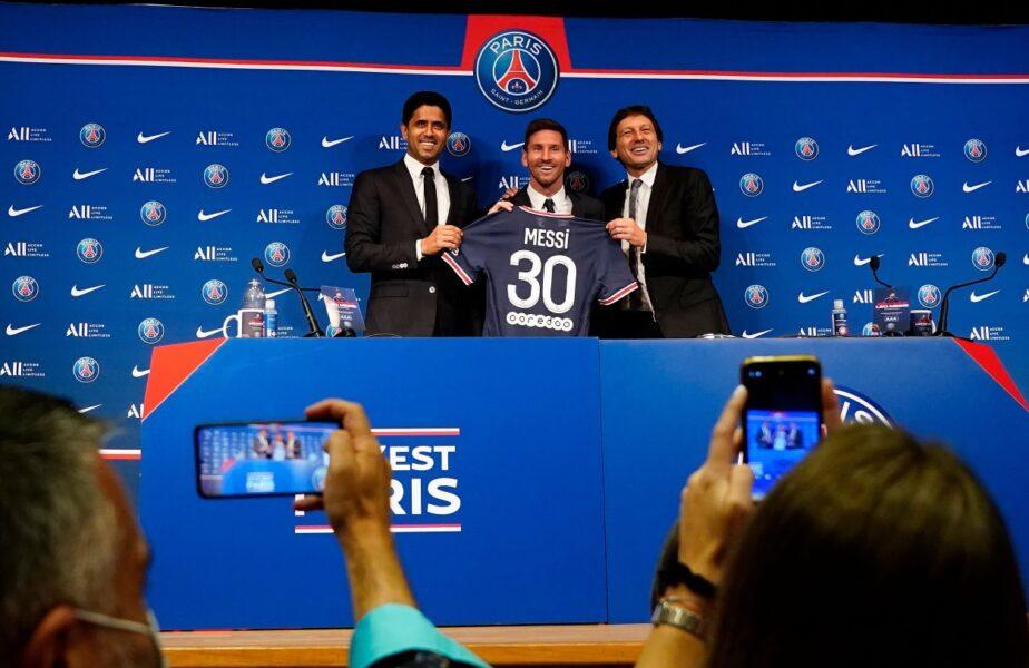 Leo Messi, prima mişcare spectaculoasă la Paris! Argentinianul s-a mutat într-o vilă de lux. Chiria enormă pe care o plăteşte