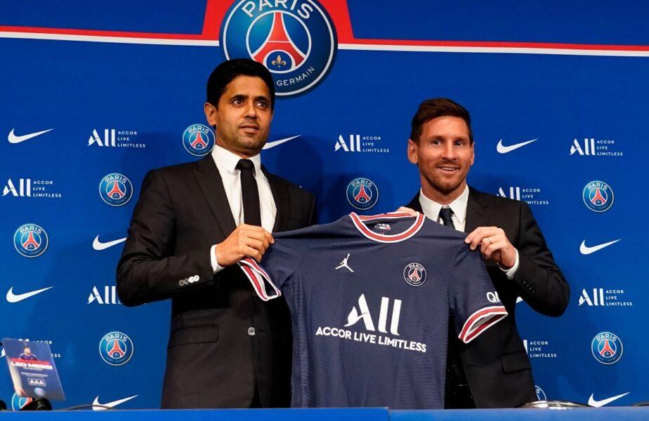 Respectă PSG regulile fair-play-ului financiar după transferul lui Lionel Messi?
