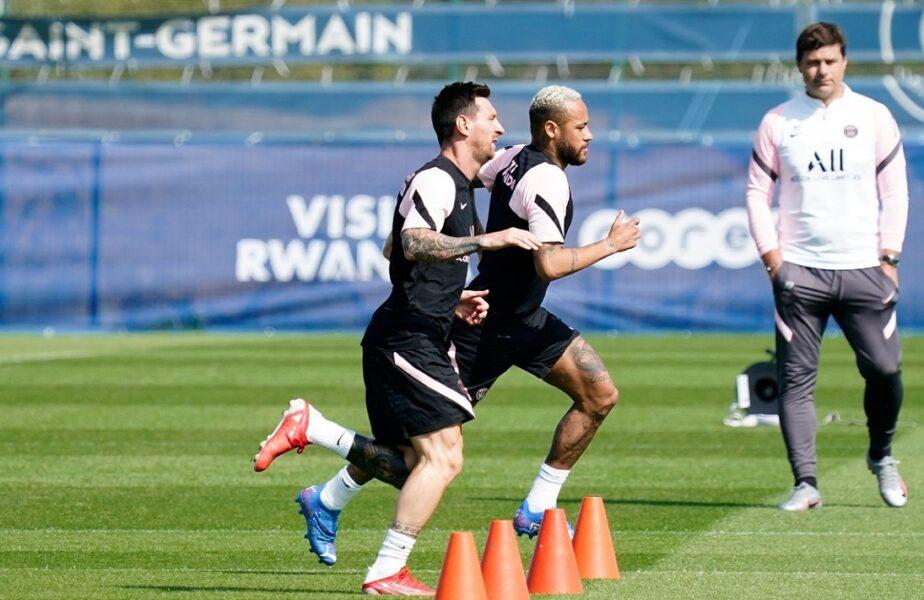 Mauricio Pochettino a vorbit despre debutul lui Lionel Messi. Fanii lui PSG au primit vestea pe care o aşteptau!