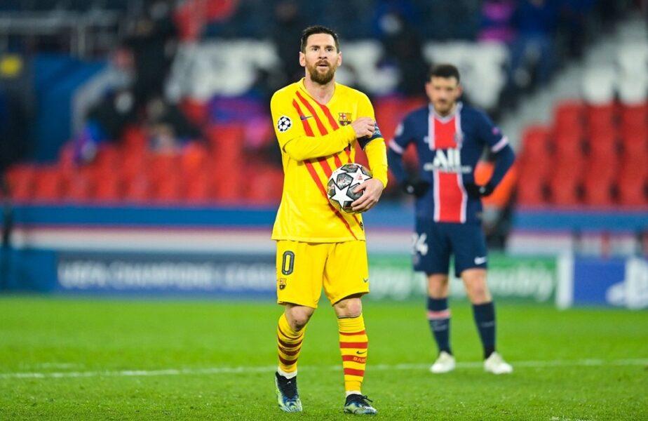 Lionel Messi va fi prezentat marţi la PSG. Câţi bani va încasa, la semnătură, starul argentinian. Ce se întâmplă acum la Paris!