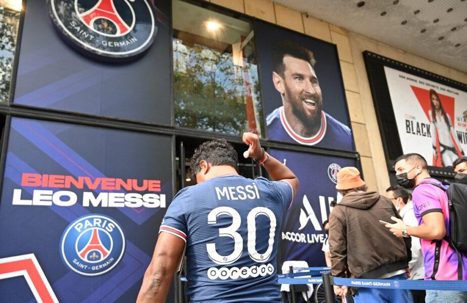 """Conducătorii din Ligue 1, extaziați de transferul lui Lionel Messi la PSG. """"Este un eveniment planetar, istoric!"""""""
