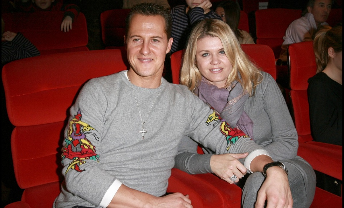 Apar primele imagini cu Michael Schumacher după cumplitul accident