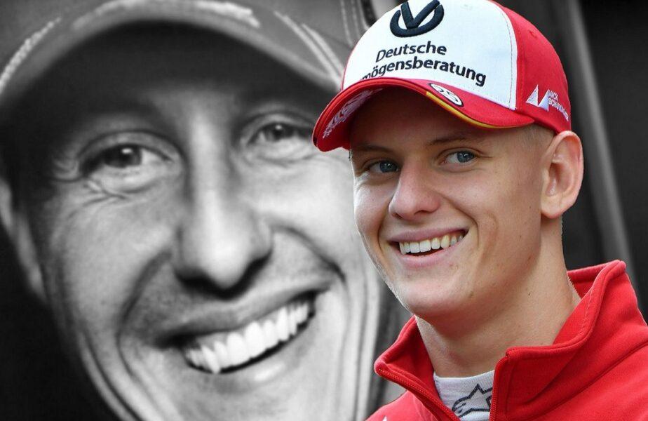 """Mick Schumacher, detalii în premieră despre documentarul în care apare Michael Schumacher: """"Va fi emoţionant pentru toţi cei care îl privesc!"""""""