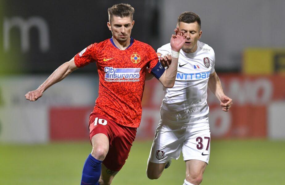 CFR Cluj a învins-o pe FCSB şi pe piaţa transferurilor. Mihai Bordeianu s-a înţeles cu Neluţu Varga şi revine în Gruia!