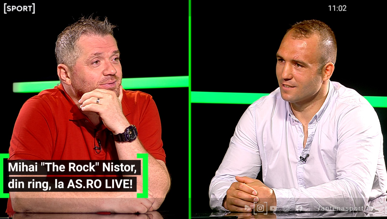 Mihai Nistor a fost invitat la AS.ro LIVE