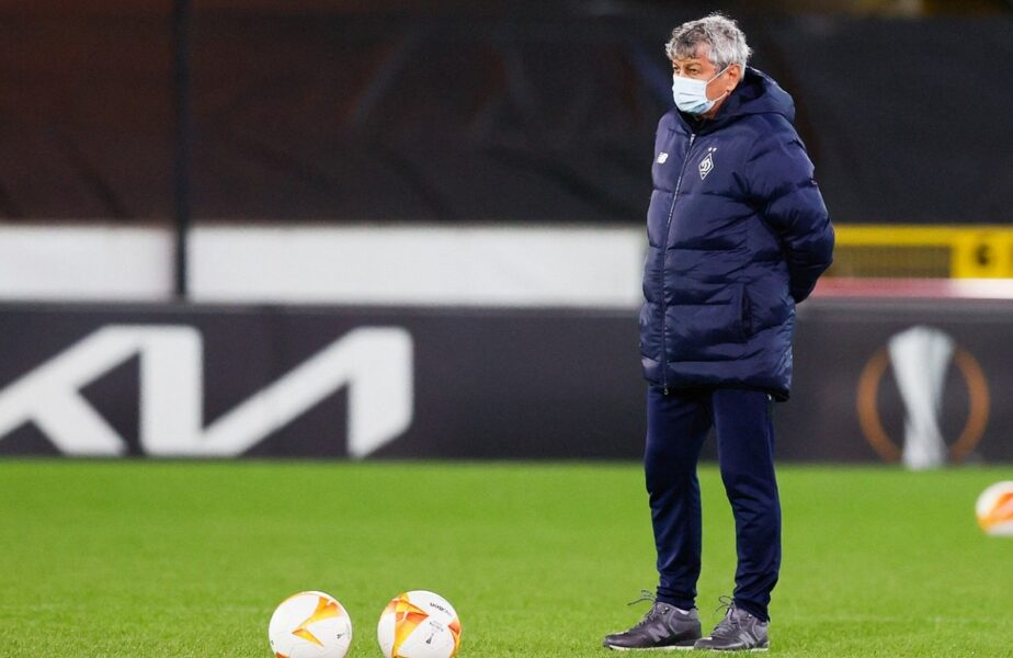 Dinamo Kiev îi simte lipsa lui Mircea Lucescu. Primul pas greşit al sezonului pentru campioana din Ucraina