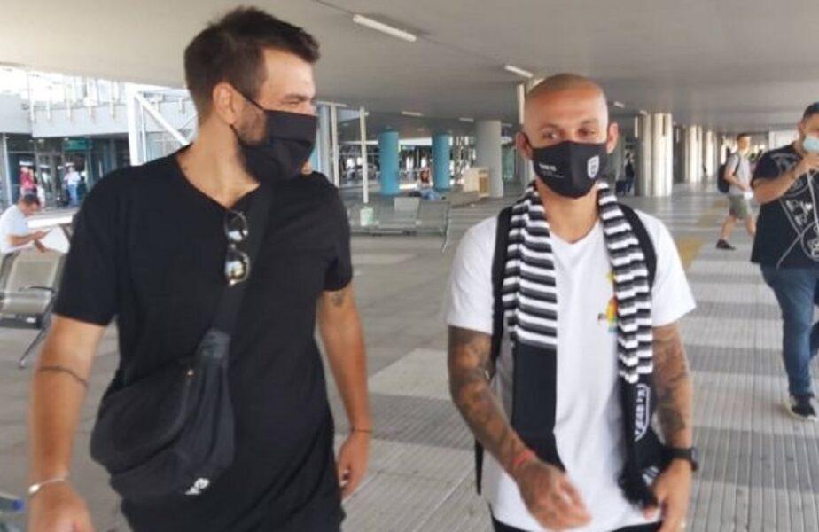 Alexandru Mitriţă a semnat cu PAOK Salonic. Anunţul oficial al echipei antrenate de Răzvan Lucescu