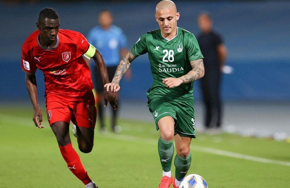 Alexandru Mitriţă s-a despărţit de Al Ahli şi este aşteptat înapoi de Universitatea Craiova. Mesaj inedit transmis de fotbalist pentru fanii olteni