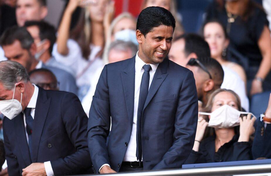 Reacţia lui Nasser Al-Khelaifi după oferta uriaşă făcută de Real Madrid pentru Kylian Mbappe