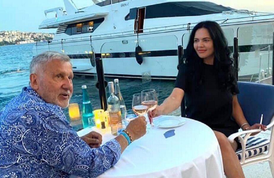 Ioana Năstase, apariţie de 300.000 de euro! Ilie Năstase îi pregăteşte încă un cadou de lux