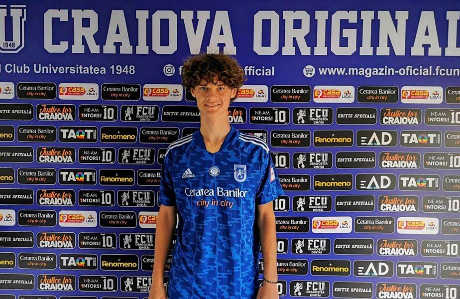 """Nepoţii lui Ilie Balaci vor fi rivali în derby-ul Craiovei. """"Mi-a venit să plâng. Era să cad din picioare!"""""""