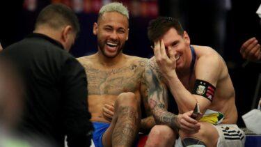 Prima reacţie a lui Neymar după anunţul că Lionel Messi pleacă de la Barcelona. Brazilianul îl aşteaptă la PSG!