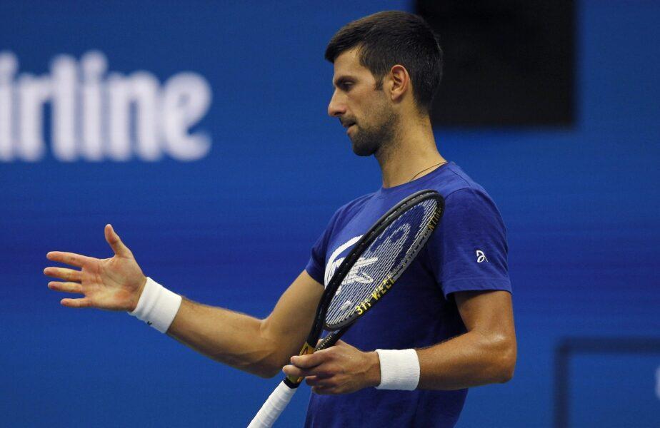 """Novak Djokovic, faţă în faţă cu istoria! """"Muncim în fiecare zi din viaţa noastră pentru a realiza acest lucru"""""""