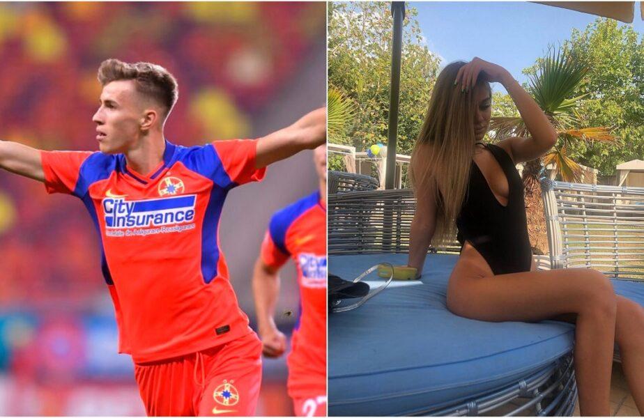 Gigi Becali i-a mărit salariul, dar Octavian Popescu l-a dezamăgit. Decizia luată de vedeta lui FCSB la insistenţele iubitei