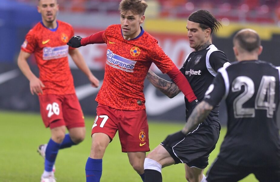 """""""Vreau să plec cât mai repede!"""" Darius Olaru, următorul produs de export de la FCSB. Unde vrea să joace """"perla"""" lui Gigi Becali + """"Ne întoarcem cu victorie de la CFR Cluj"""""""