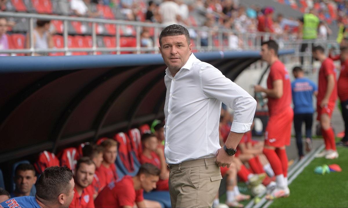 Progresul Spartac - Steaua 2-1