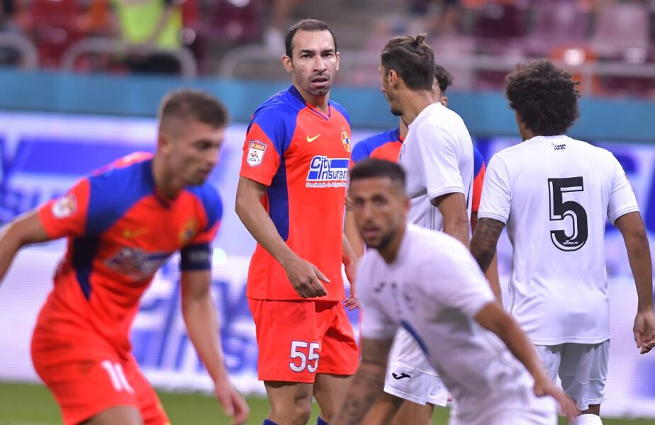 """Paulo Vinicius, la 37 de ani! Fundaşul are o mare dorinţă: """"Eu sunt aici pentru a câştiga titlul!"""" Ce spune despre derby-ul cu Rapid: """"Nebunie totală!"""""""