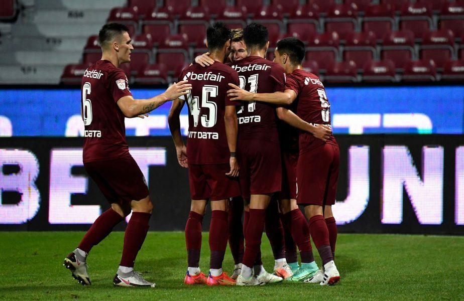 Mioveni – CFR Cluj 0-1. Victorie cu scandal pentru Şumudică. Claudiu Petrila a deschis scorul dintr-o poziţie clară de ofsaid! Gazdele puteau primi un penalty!