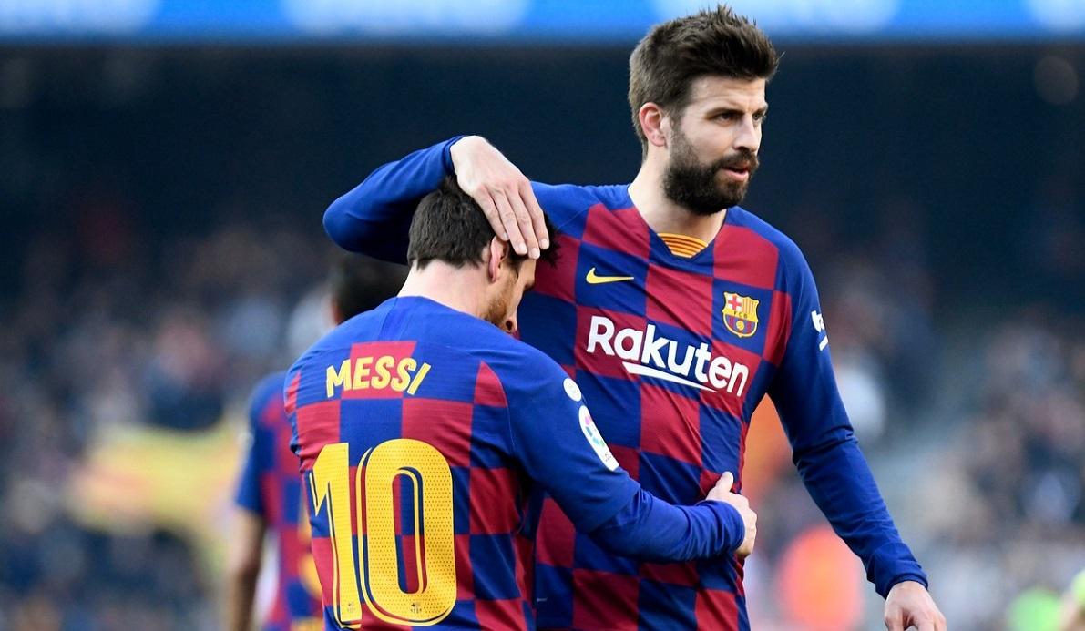 Gerard Pique, după plecarea lui Lionel Messi de la Barcelona