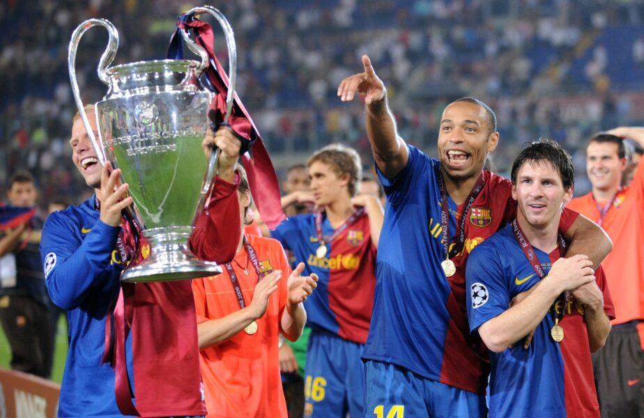 """Lionel Messi, avertizat de Thierry Henry. """"Asta nu e pe gustul meu"""" + Messi, Neymar şi Mbappe au făcut show la antrenamentul lui PSG"""