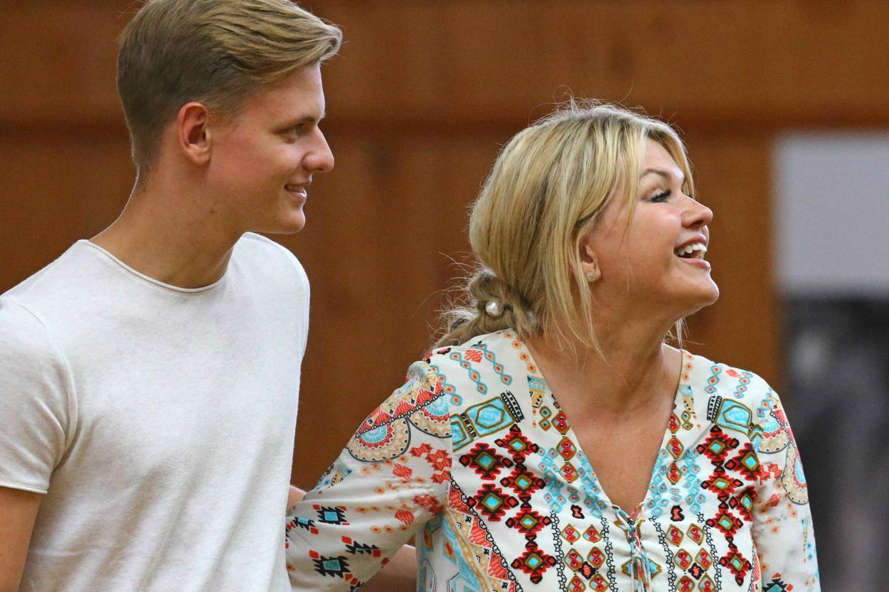 Corinna Schumacher a acceptat apariţia documentarului