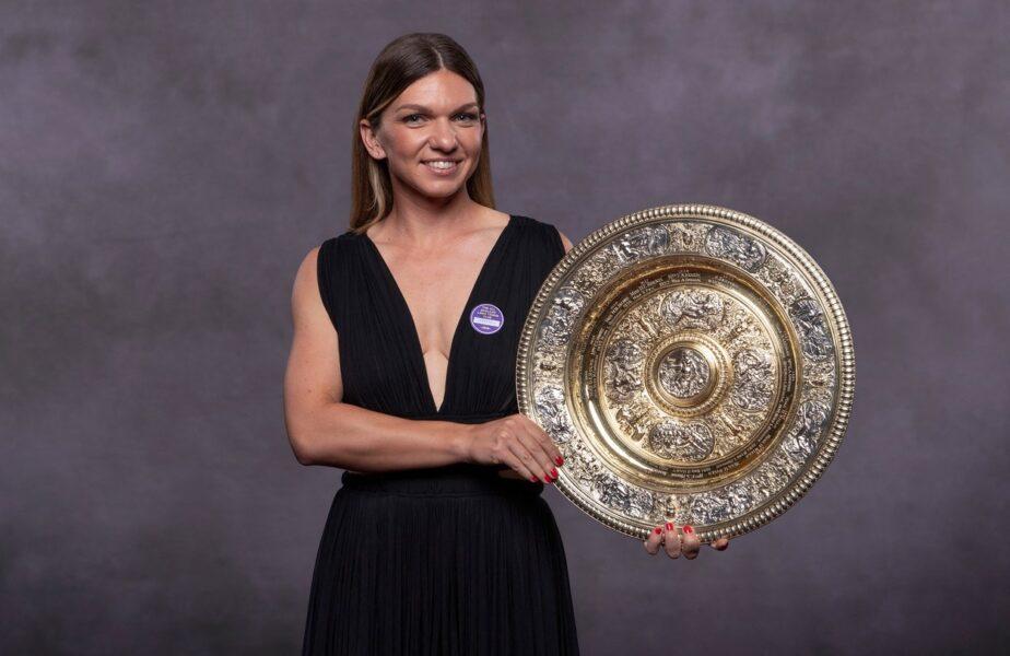 """Moment inedit despre Simona Halep dezvăluit de una dintre rivale. """"Am anticipat încă din turul secund că va câştiga la Wimbledon!"""""""