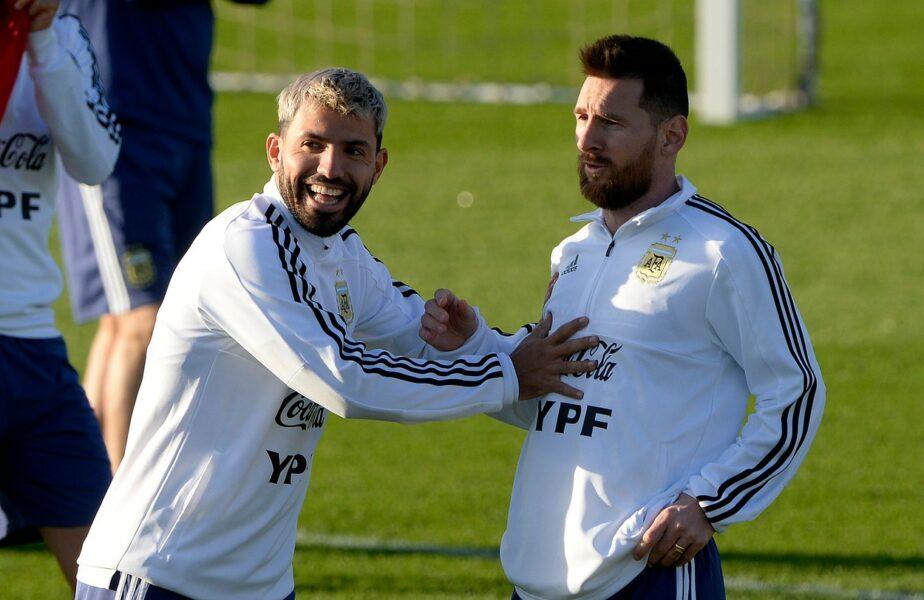 Lovitură dură pentru Barcelona după despărţirea de Lionel Messi! Sergio Aguero va lipsi 10 săptămâni + Vedeta pe care catalanii o cedează la Juventus