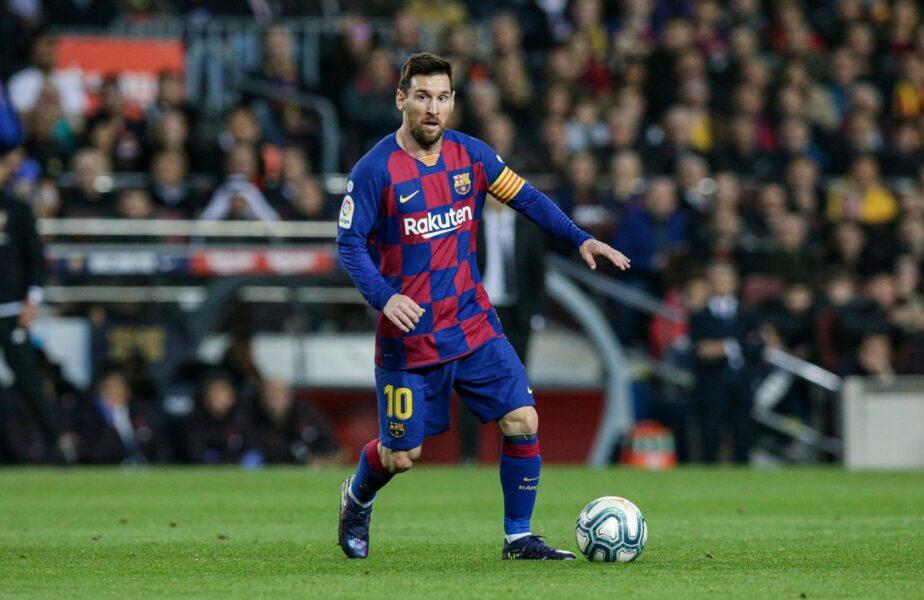 """PSG le-a confirmat jucătorilor transferul lui Lionel Messi. """"Mai lipseşte doar redactarea documentelor!"""" Momente emoţionante acasă la argentinian"""