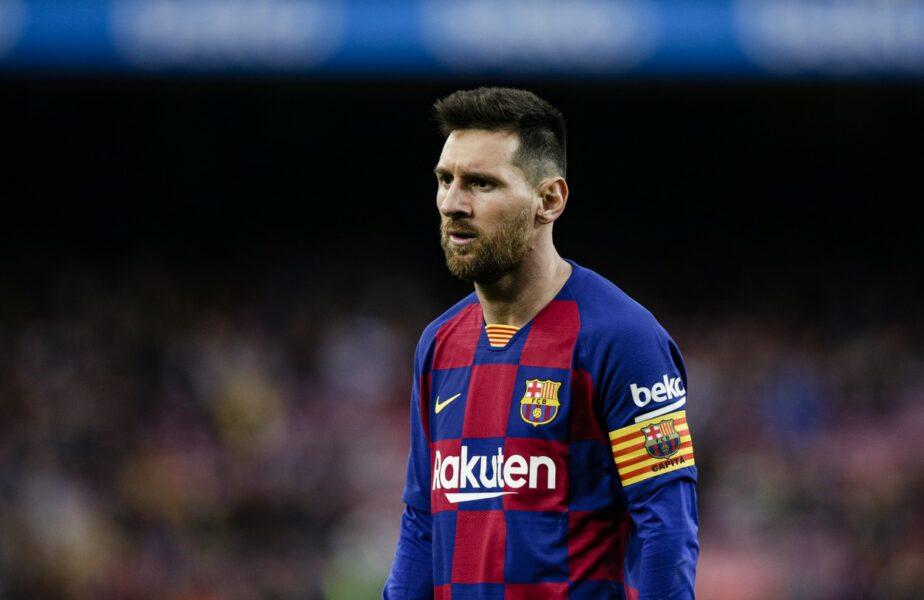 Asta le întrece pe toate! Unde se afla Lionel Messi în timp ce PSG îl aşteapta cu covorul roşu la Paris. Imaginile care au facut înconjurul internetului