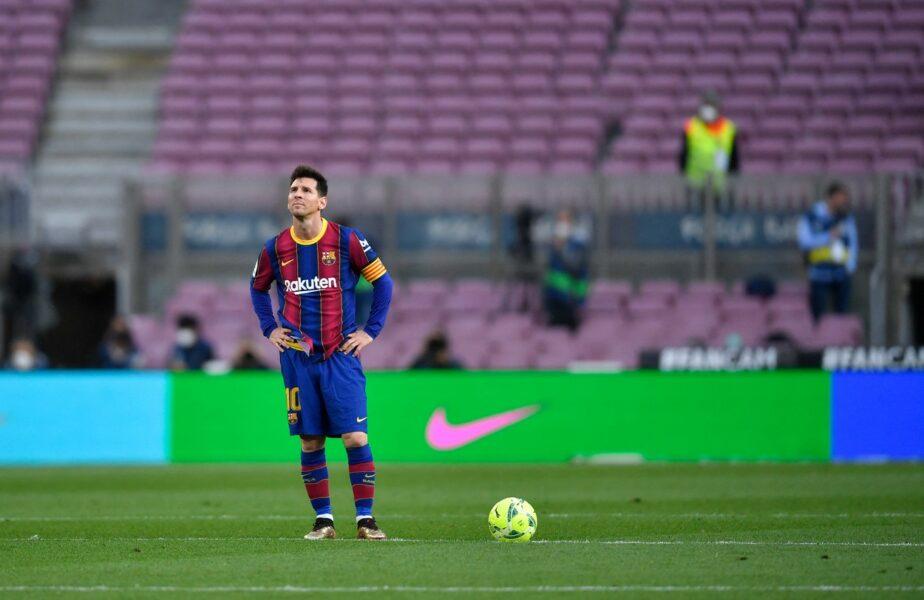 Un nou club este interesat de Lionel Messi. Patronul miliardar a cerut tratative de urgenţă + Următorul număr 10 de la Barcelona