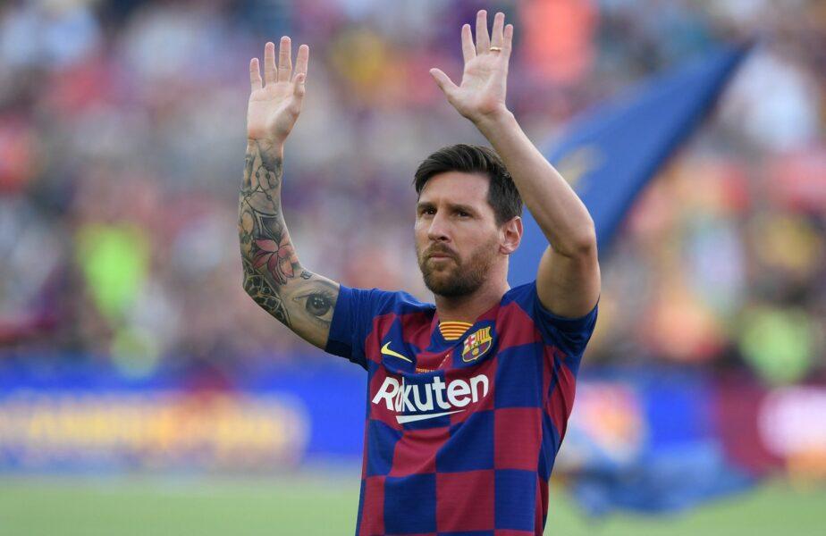"""""""Telenovela"""" continuă! Barcelona încearcă să îl întoarcă pe Lionel Messi din drumul spre PSG: """"Au făcută încă o ofertă!"""""""