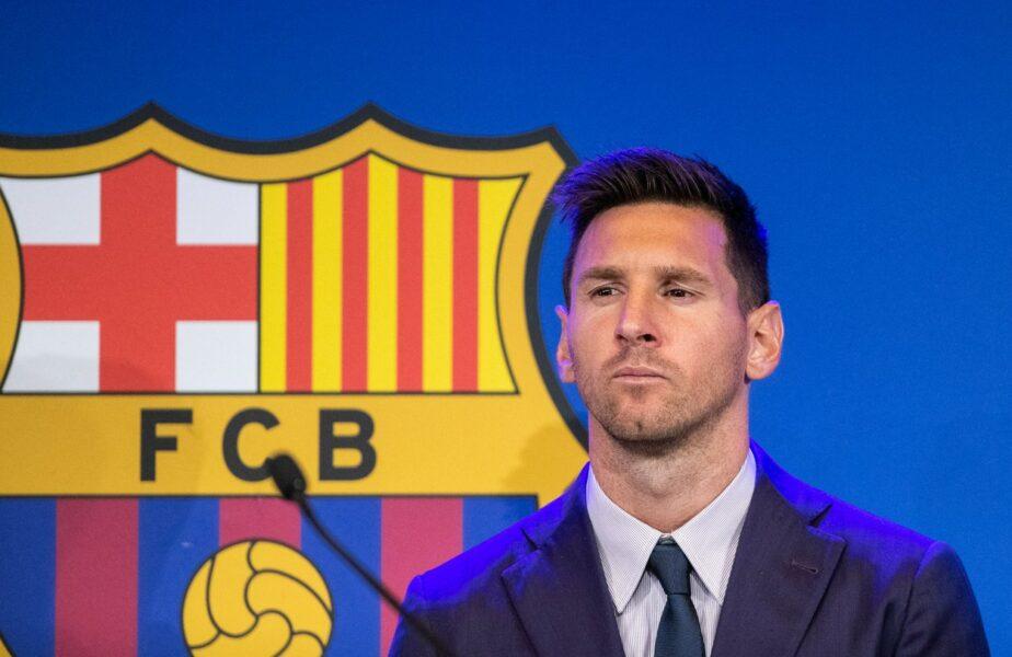 Lionel Messi, ofertă uriaşă din Premier League! Clubul care vrea să-i strice planurile lui PSG. Francezii îl aşteaptă astăzi la Paris