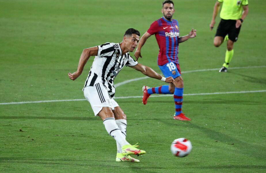 Transfer şoc pentru Cristiano Ronaldo! Unde vrea să îl cedeze Juventus şi cum ar putea deveni portughezul coleg cu Lionel Messi