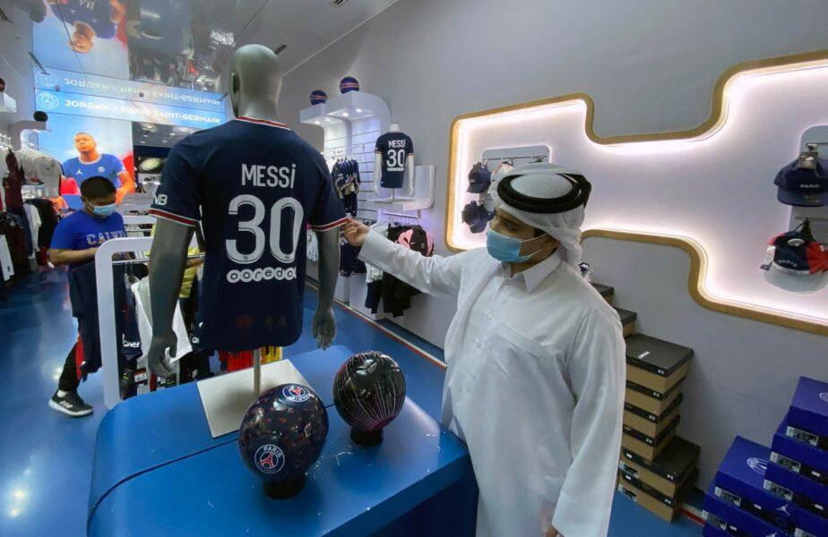 Câte tricouri a vândut Lionel Messi în doar 24 de ore! PSG îi poate plăti salariul pe trei ani + Pochettino a spus când va debuta Messi