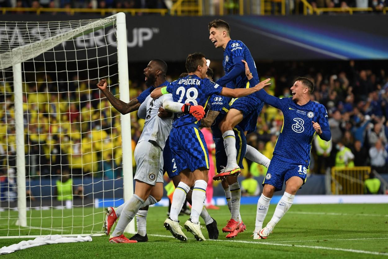 Chelsea a câştigat Supercupa Europei 2021