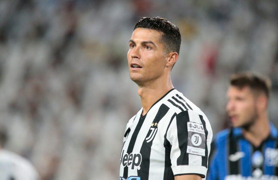 Nu mai e cale de întoarcere! Cristiano Ronaldo şi-a luat rămas bun de la coechiperii de la Juventus. Anunţul făcut de Massimiliano Allegri