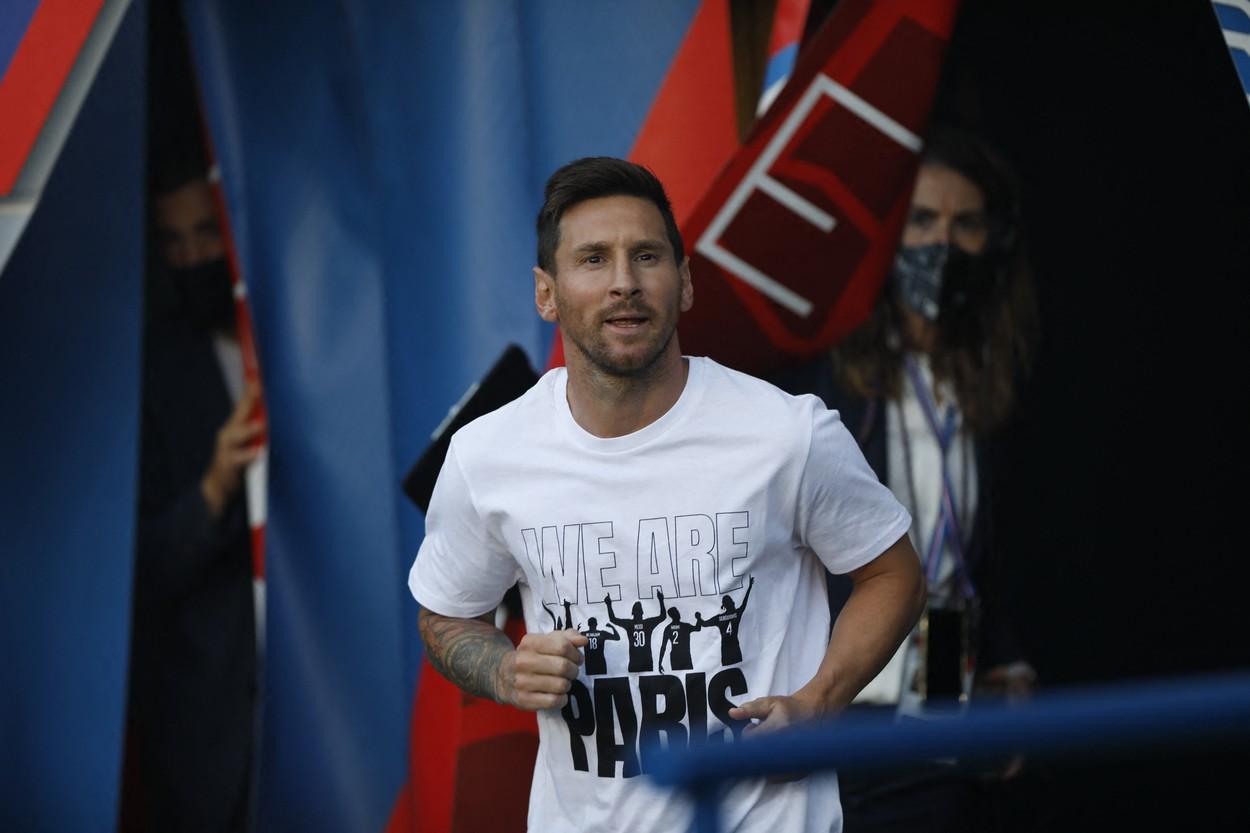 """""""Nu suntem magi!"""" Anunţul făcut de şefii lui PSG despre Lionel Messi. """"Vânzările au fost fenomenale"""""""