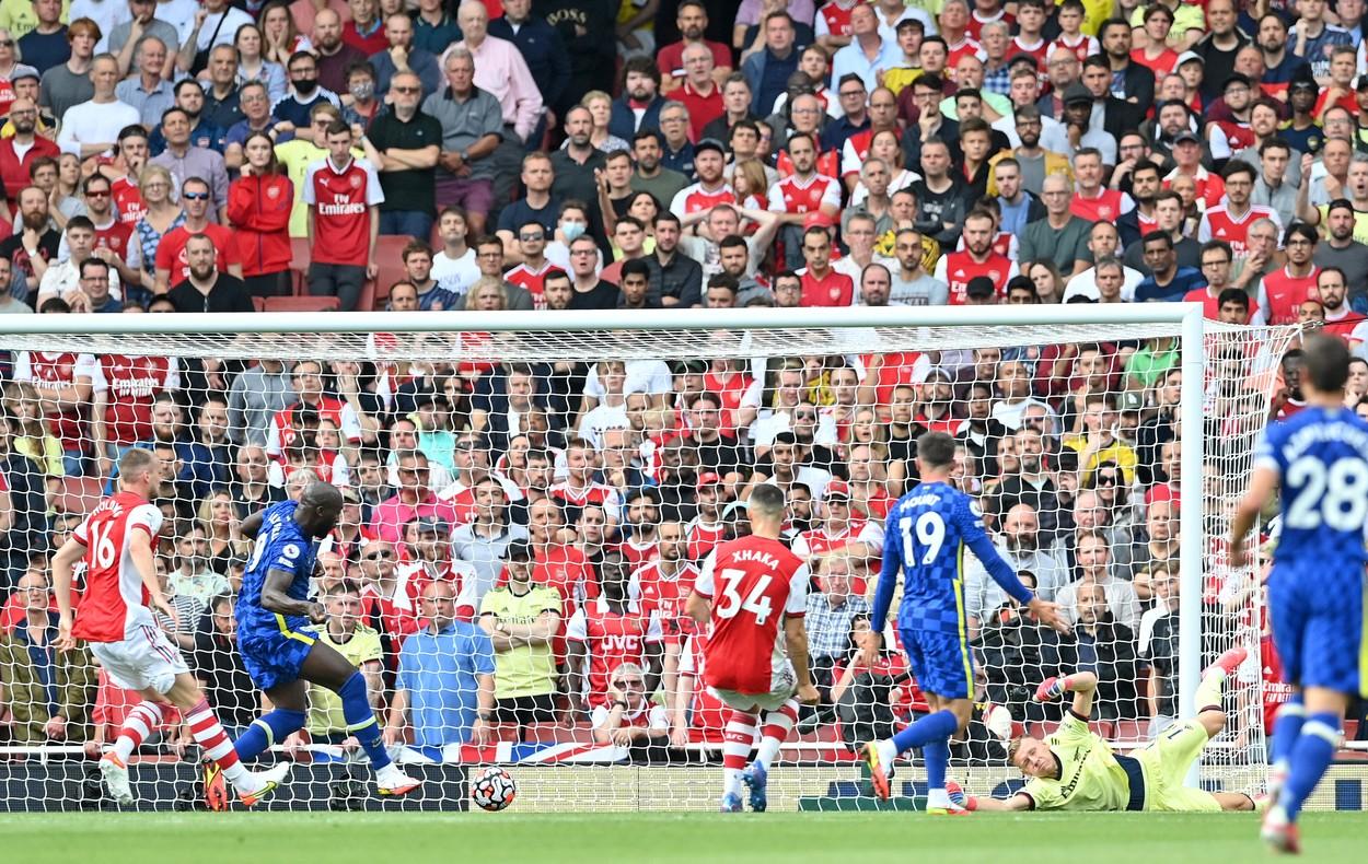Romelu Lukaku, gol în doar 15 minute după revenirea la Chelsea